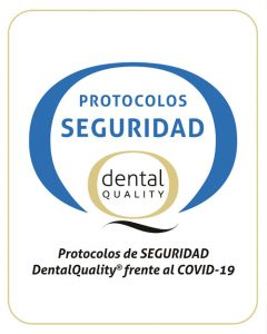 Sello Seguridad DentalQuality